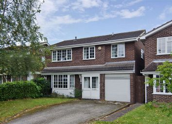 Thumbnail 4 bed detached house for sale in Spearhill, Boley Park, Lichfield