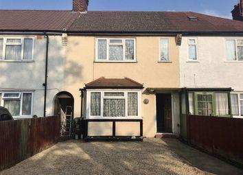 Purley Way, Croydon CR0. 3 bed terraced house
