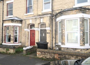 Thumbnail 1 bed terraced house to rent in St Olaves Road, York