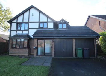 Thumbnail 4 bed detached house to rent in Powell Road, Priorslee, Telford