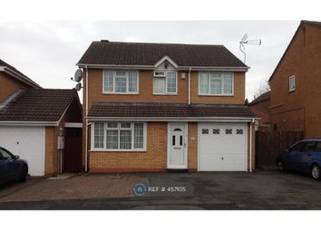 Thumbnail 5 bed detached house to rent in Danbury Drive, Leicester