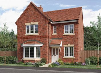 "Thumbnail 4 bed detached house for sale in ""Calver"" at Copcut Lane, Copcut, Droitwich"