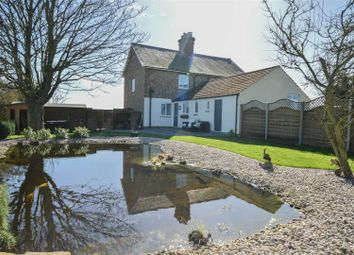Thumbnail 3 bedroom semi-detached house for sale in Postland, Crowland, Peterborough