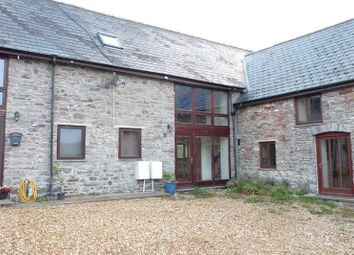 Thumbnail 3 bed barn conversion to rent in Gilfach Isaf, Aberbran, Brecon