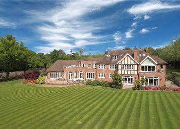 Thumbnail 6 bed detached house for sale in Sandy Lane, Crawley Down, Crawley, West Sussex