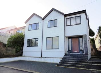 Thumbnail 4 bed detached house for sale in Redlands Road, Penarth