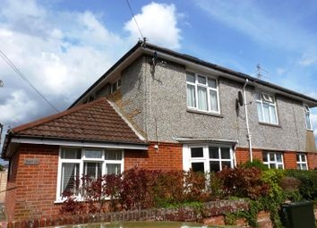 Thumbnail 1 bedroom flat to rent in Lawford Rise, Wimborne Road, Winton, Bournemouth