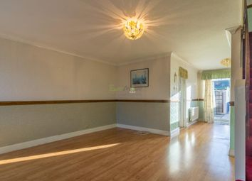Thumbnail 3 bed terraced house to rent in Woodrush Way, Chadwell Heath, Romford