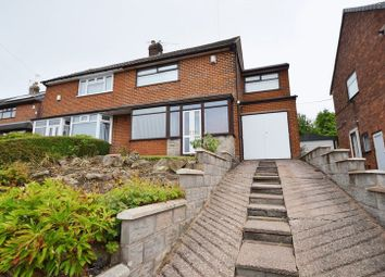 Thumbnail 3 bed semi-detached house for sale in Ford Green Road, Burslem, Stoke-On-Trent