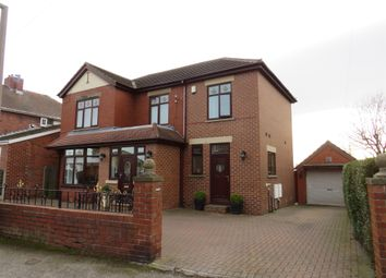 Thumbnail 4 bedroom detached house for sale in Moorland Avenue, Barnsley