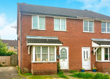 Thumbnail 3 bedroom semi-detached house for sale in Seckar Drive, Scarning, Dereham