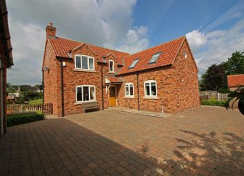 Thumbnail 4 bed detached house for sale in Home Rise, North Leverton, Retford