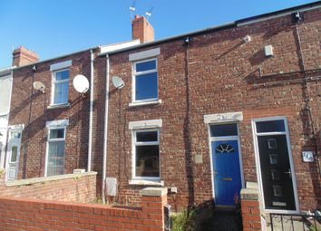 Thumbnail 3 bedroom terraced house to rent in Middle Street, Blackhall Colliery, Hartlepool