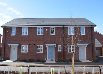 Thumbnail 2 bed terraced house to rent in Lower Farm Way, Nuneaton