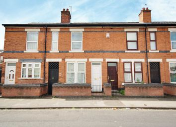 Thumbnail 2 bedroom terraced house for sale in Hawthorn Street, Derby