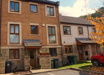 Thumbnail 4 bed town house for sale in Greenlea Court, Huddersfield