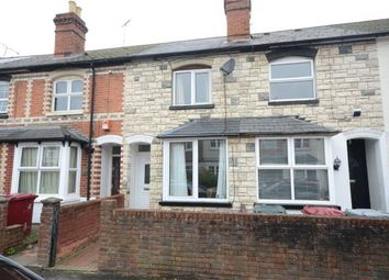 Thumbnail 3 bedroom terraced house for sale in Connaught Road, Reading, Berkshire