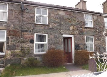 Thumbnail 3 bed cottage for sale in Waunfawr, Caernarfon