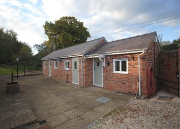 Thumbnail 1 bed barn conversion to rent in Black Park, Whitchurch