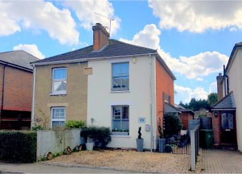 Thumbnail 2 bed semi-detached house for sale in Guildford Road, Lightwater