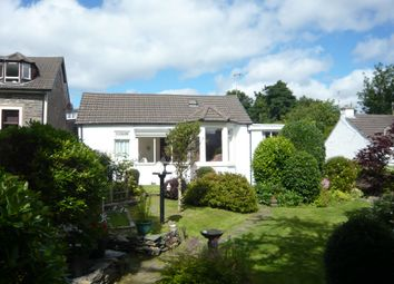 Thumbnail 2 bed detached bungalow for sale in 16 William Street, Dunoon