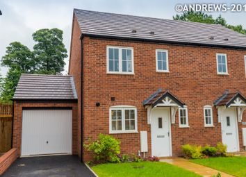 Thumbnail 3 bed semi-detached house to rent in Stewards Fields Drive, Great Barr, Birmingham
