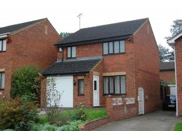 Thumbnail 3 bed detached house to rent in Watermeadow Drive, Watermeadow, Northampton