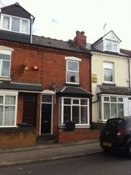 Thumbnail 2 bed terraced house to rent in Teignmouth Road, Selly Oak, Birmingham