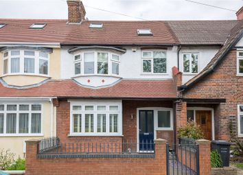 Thumbnail 4 bed terraced house for sale in Rosemary Avenue, Finchley, London