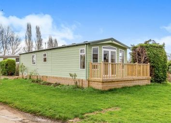 Thumbnail 2 bed mobile/park home for sale in Goose Walk, Billing Aquadrome, Little Billing, Northampton