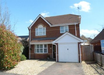 Thumbnail 3 bed detached house for sale in Lilac Drive, Lutterworth