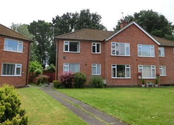 Thumbnail 2 bed maisonette for sale in Featherstone Crescent, Shirley, Solihull