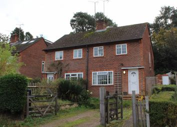 Thumbnail 2 bed semi-detached house for sale in Burnt Hill Road, Farnham