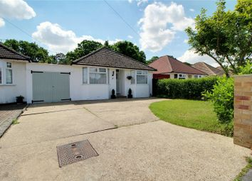Thumbnail 3 bed detached bungalow for sale in Woodlands Avenue, Woodley, Reading, Berkshire