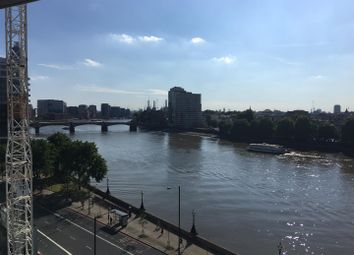 Thumbnail 2 bedroom flat for sale in The Corniche, Tower One, 20 Albert Embankment, London
