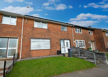 Thumbnail 3 bed terraced house for sale in Maendy Way, Pontnewydd, Cwmbran