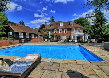 Thumbnail 6 bed detached house for sale in Westmill, Buntingford