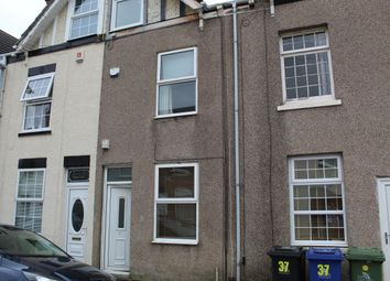 Thumbnail 3 bed terraced house to rent in Edward St, Cleethorpes