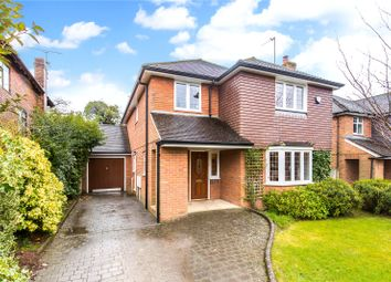 Thumbnail 4 bed detached house for sale in Langridges Close, Newick, Lewes, East Sussex