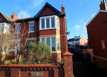 Thumbnail 3 bed property for sale in Benson Road, Blackpool