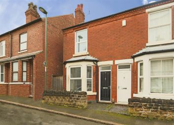 Thumbnail 2 bed semi-detached house for sale in Belvoir Street, Mapperley, Nottinghamshire