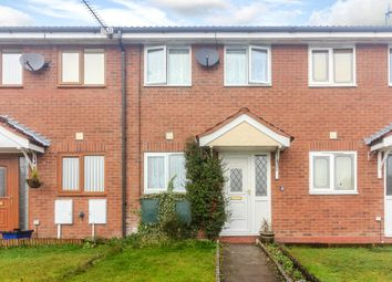Thumbnail 2 bed terraced house for sale in Haslington Close, Newcastle, Staffordshire