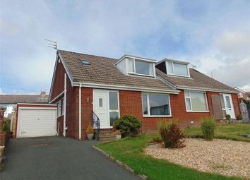Thumbnail 4 bed semi-detached house for sale in Westbury Close, Harle Syke, Burnley, Lancashire