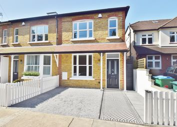Thumbnail 3 bed end terrace house for sale in Burtons Road, Hampton Hill