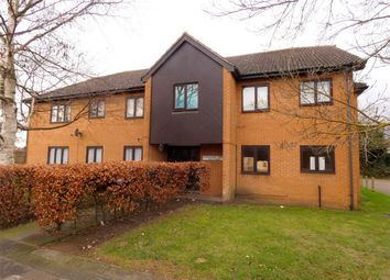 Thumbnail 1 bed flat for sale in Stagshaw Drive, Peterborough, Cambridgeshire