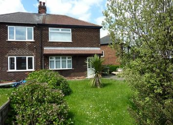 Thumbnail 3 bed semi-detached house for sale in Pinchbeck Avenue, Scunthorpe, North Lincolnshire