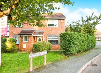 Thumbnail 3 bed semi-detached house for sale in Scotia Avenue, New Ferry, Wirral