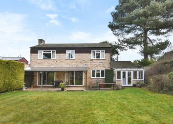 Thumbnail 4 bed detached house for sale in North Street, Marcham, Abingdon