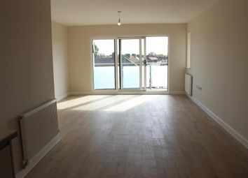 Thumbnail 2 bedroom flat for sale in High Road, Chadwell Heath, Essex