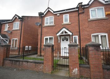 Thumbnail 3 bed end terrace house for sale in Hulme, Manchester